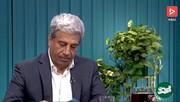 حرکات عجیب گزارشگر مشهور کشتی حین گزارش زنده / فیلم