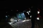 ۶ کشته در تصادفات شب گذشته اصفهان