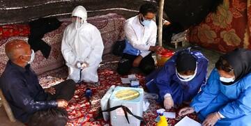 واکسینه شدن بیش از ۹۷ درصد عشایر استان کرمانشاه