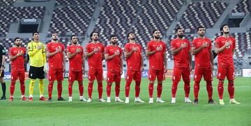 برگزاری بازی ایران - امارات با حضور ۸۰۰۰ تماشاگر