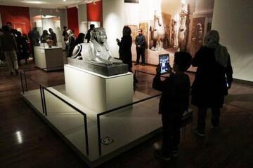 ممنوع شدن عکاسی در موزهها