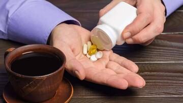 مصرف این داروها با قهوه خطرناک است