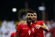 خلاصه دیدار ایران یک - امارات متحد عربی صفر / فیلم