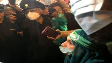 ماجرای شفا گرفتن دختر ۱۵ساله ایلامی در حرم امام رضا(ع) چه بود؟ / عکس