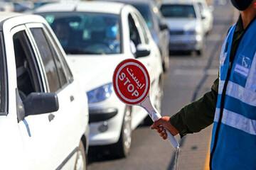 اجرای محدودیت تردد در جاده کرج - چالوس از فردا جمعه ۱۶ مهر ۱۴۰۰