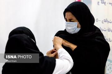 بیش از یک میلیون دز واکسن کرونا در شبانهروز گذشته تزریق شد