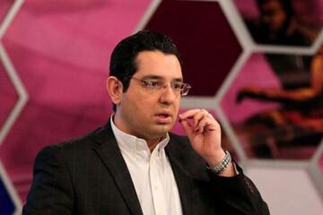 واکنش جالب مجری تلویزیون به اخراج شجاع خلیلزاده در بازی با امارات / فیلم