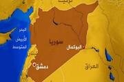 شهر «البوکمال» در مرز مشترک سوریه و عراق هدف حمله پهپادی قرار گرفت