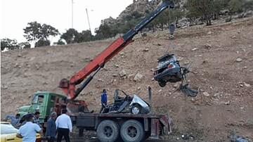 حادثه دلخراش در لردگان / ۴ نفر همزمان کشته شدند + تصاویر