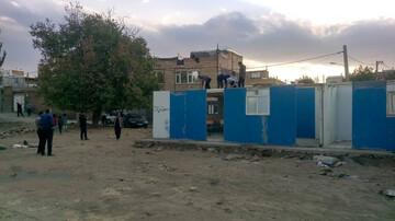 ماجرای درگیری ماموران شهرداری با معلمان در همدان چه بود ؟/ تصاویر