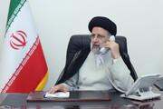 گفتگوی تلفنی رییسجمهور با استاندار خوزستان و فرماندار اندیکا