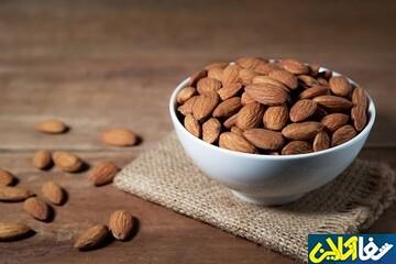 فواید فراوان مصرف منظم بادام برای سلامتی؛ از تقویت سیستم ایمنی تا کاهش خطر ابتلا به سرطان