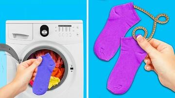 این لباسها را هرگز با ماشین لباسشویی نشویید! / عکس