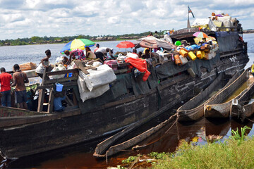 تعداد کشتهها و مفقودی واژگونی قایق در کنگو افزایش یافت
