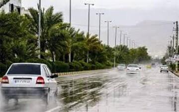 گزارش آب و هوا ۱۸ مهر ۱۴۰۰ / این استانها بارانی میشوند
