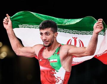 پایان خوش کشتیگیران فرنگیکار ایرانی در مسابقات قهرمانی جهان / دلخانی و گرایی طلا گرفتند