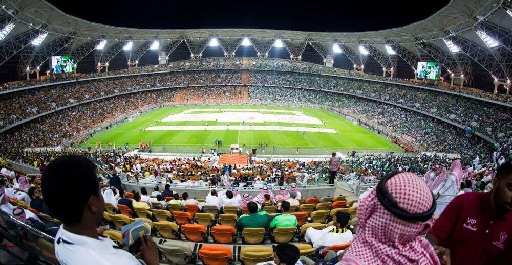 عجیب و باور نکردنی ؛ رکورد زنی هواداران عربستان در انتخابی جام جهانی