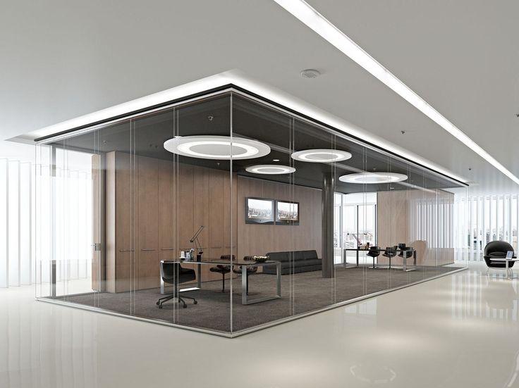 پارتیشن شیشهای؛ راهی خلاقانه برای ایجاد حریم خصوصی و افزایش ظاهر فضای