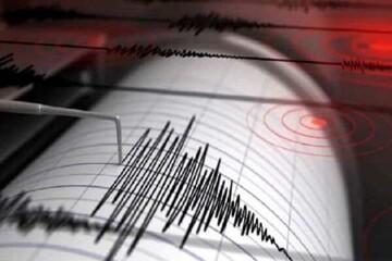 وقوع ۲ زمینلرزه متوالی در ایالت هاوایی آمریکا