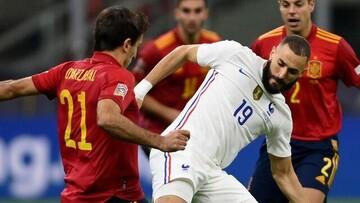 قهرمانی فرانسه در لیگ ملتهای اروپا