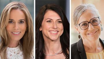 با ۷ زن ثروتمند دنیا آشنا شوید