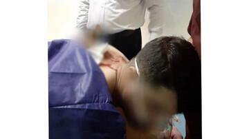 ماجرای چاقوکشی یک زن در بیمارستان تجریش تهران چه بود؟