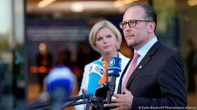 وزیر خارجه اتریش جانشین صدراعظم میشود