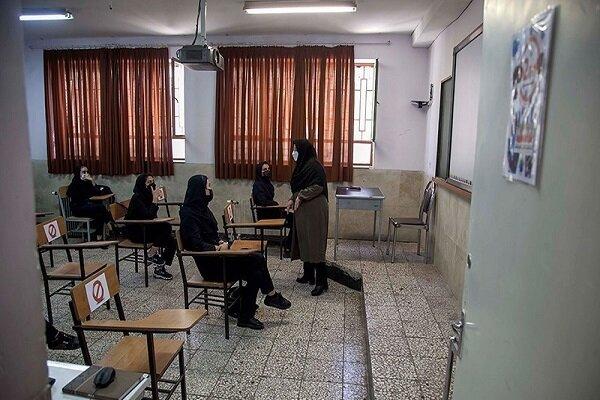 ۱۰ درصد کلاس اولیها حضوری به مدرسه رفتند
