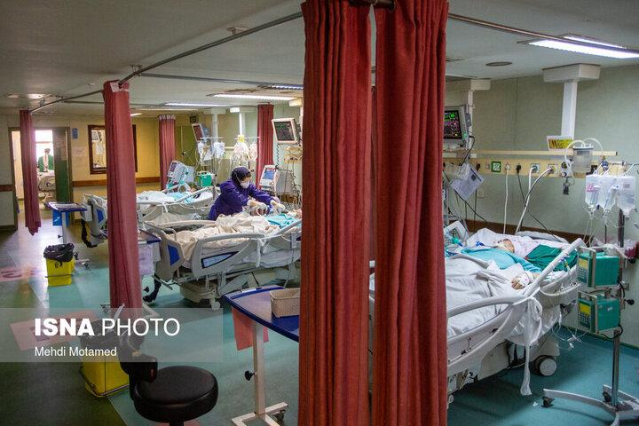 افزایش دوباره آمار مبتلایان به کرونا در ایران؛ ۲۷۶ نفر جان باختند / ۵۲۱۸ نفر در ICU بستری هستند