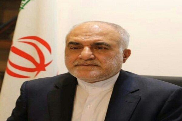 انتصاب عبدالله سهرابی به عنوان دستیار وزیر امور خارجه