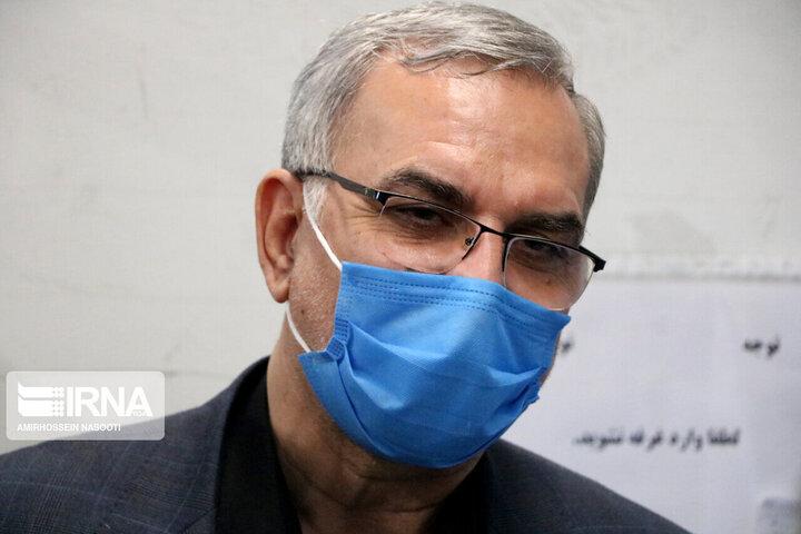 وزیر بهداشت: تمامی داروهایی که در درمان کرونا موثر است، در داخل کشور تولید می شود