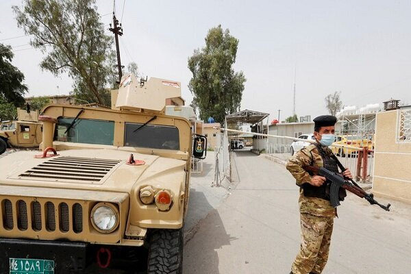 بازداشت ۵ عنصر تکفیری داعش در عراق