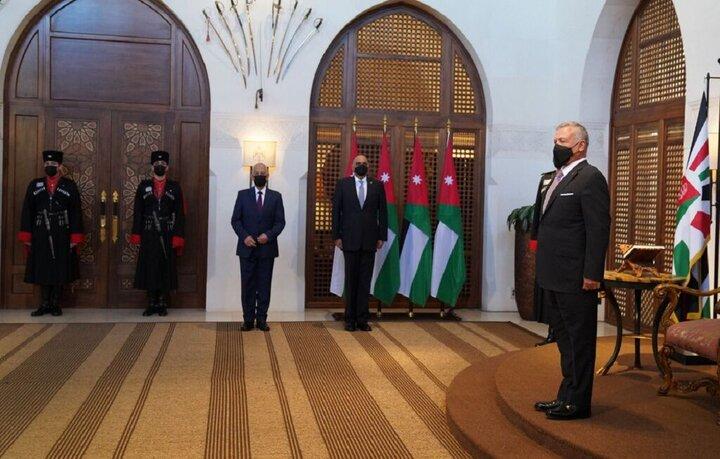 کابینه اردن برای چهارمین بار تغییر کرد