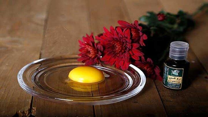 خواص شگفتانگیز روغن تخم مرغ برای پوست