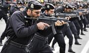 آموزش نیروهای ضدتروریسم چین توسط یگان ویژه ایران / فیلم