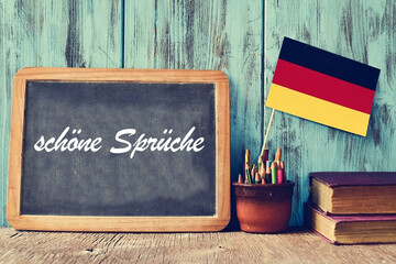 جملات کوتاه زیبا به زبان آلمانی - با ترجمه فارسی