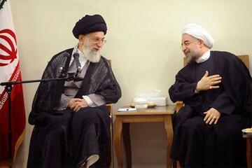 بازخوانی دیداری مهم در سال ۱۳۸۴ و نقل قول رهبر انقلاب درباره حسن روحانی / فیلم