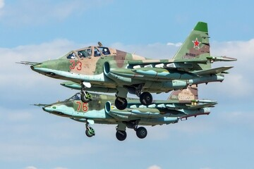 انتقال چندین فروند جنگنده روسی به تاجیکستان