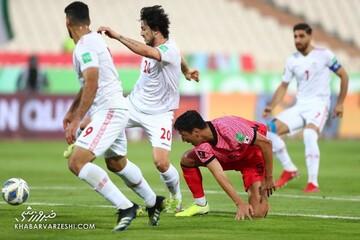 واکنش AFC و فیفا به تساوی ایران مقابل کره جنوبی