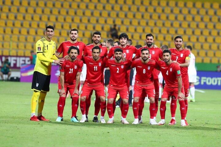 بازی با عراق اوج فوتبال ما بود / به بازی با کره جنوبی خوشبین هستم