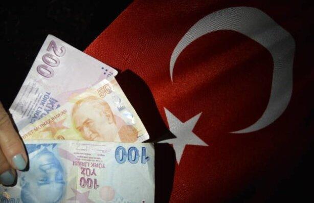 ارزش لیر ترکیه سقوط کرد!