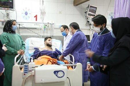 زن کارتنخواب در یکی از بیمارستانهای تهران چاقوکشی کرد / جزییات