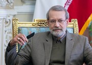 استعفای لاریجانی از مسئولیت در پرونده چین