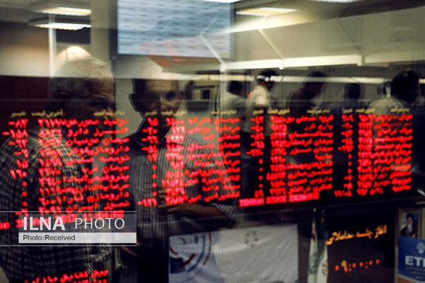 گزارش بورس ۲۱ مهر ۱۴۰۰ / کانال ۱.۴ میلیون واحد از دست رفت