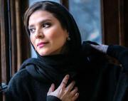 ژست عجیب سحر دولتشاهی در اتاق گریم سوژه شد! / عکس