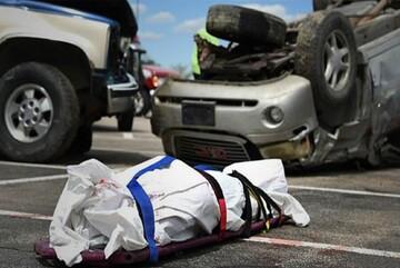 تصادف در ایران هر یک ساعت چند قربانی میگیرد؟ / فیلم
