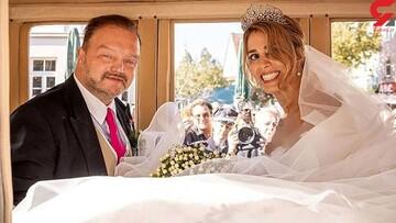 ازدواج دختر پیانیست ایرانی با شاهزاده مشهور آلمانی + عکس مراسم عروسی