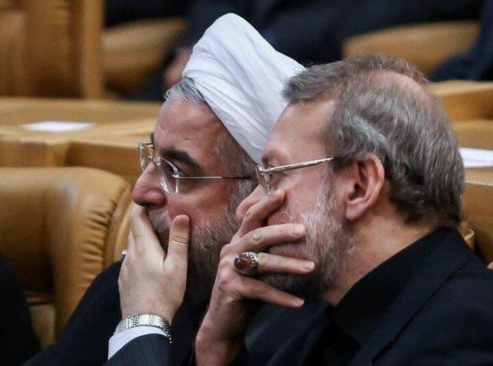 هشدارهای دیپلماتیک روحانی و لاریجانی؛ تهدیدات علیه ایران اوج میگیرد؟