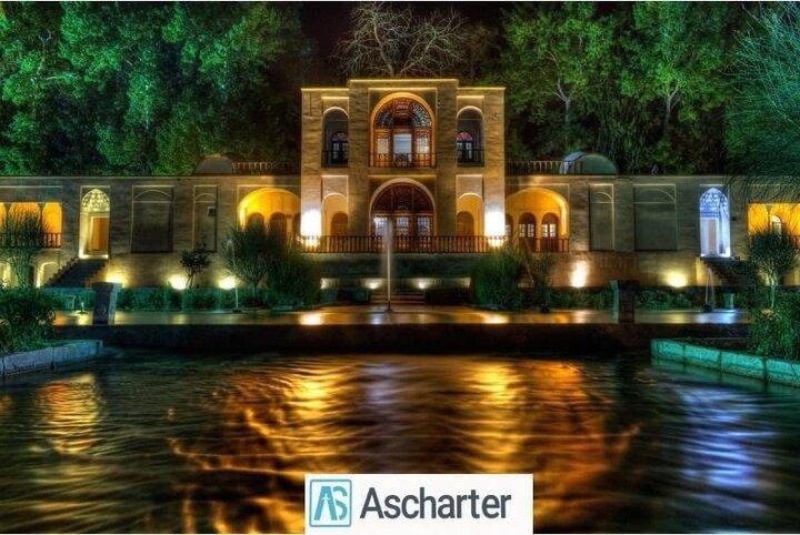 معرفی باغ شاهزاده ماهان با بلیط هواپیما چارتر