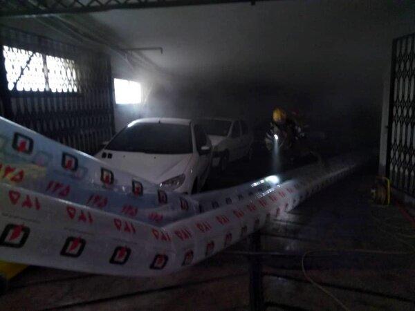 جزییات آتش سوزی یک بیمارستان در تهران اعلام شد / عکس